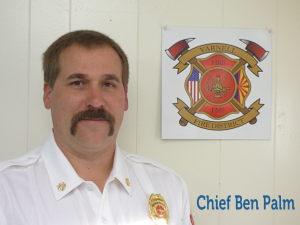 Chief Ben Palm