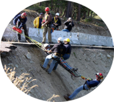 Ropes Rescue Courses